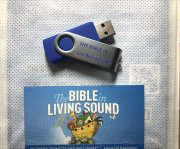 Bible Stories - MP3 on USB drive