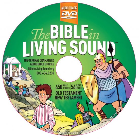 Bible Stories - Audio DVD - Click Image to Close