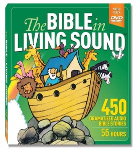 Bible Stories - Audio DVD