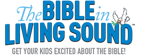 The Bible In Living Sound Audio Bible Stories